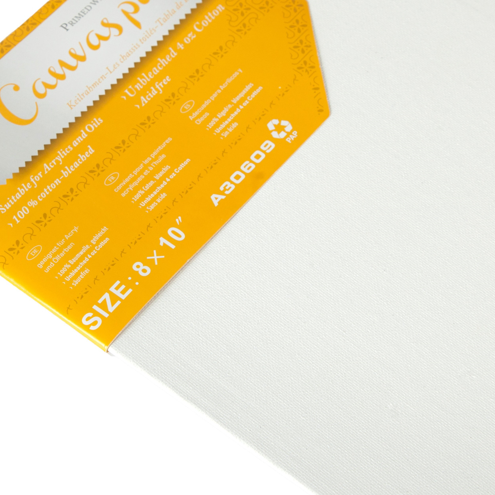 CANVAS CARTON